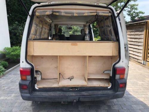 verkauft vw t4 schicker vwcamping bus gebraucht 1996. Black Bedroom Furniture Sets. Home Design Ideas