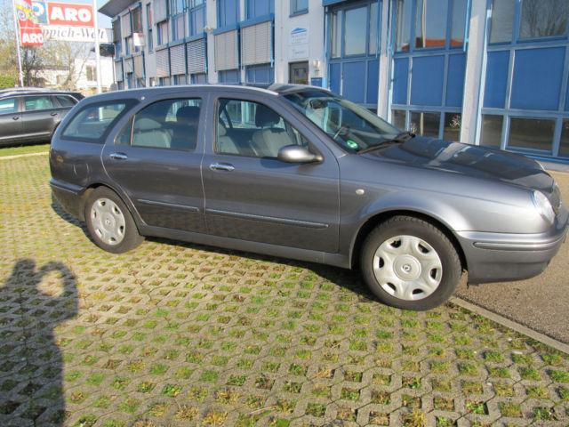 verkauft lancia lybra station wagon 1.., gebraucht 2001, 188.072 km