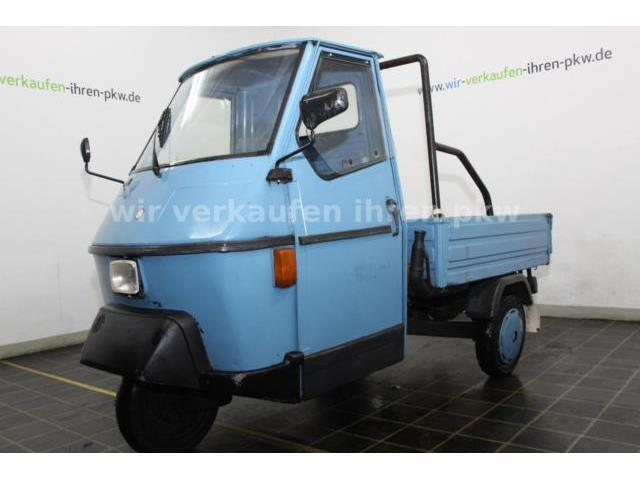 verkauft piaggio ape 50 cross gebraucht 1996 km. Black Bedroom Furniture Sets. Home Design Ideas