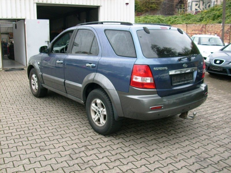 verkauft kia sorento 2 5 crdi ex lede gebraucht 2003 km in wiesbaden. Black Bedroom Furniture Sets. Home Design Ideas