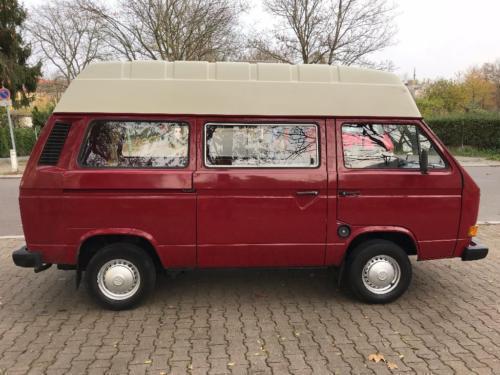 verkauft vw t3 camper 1 6 diesel 5 gan gebraucht 1984. Black Bedroom Furniture Sets. Home Design Ideas