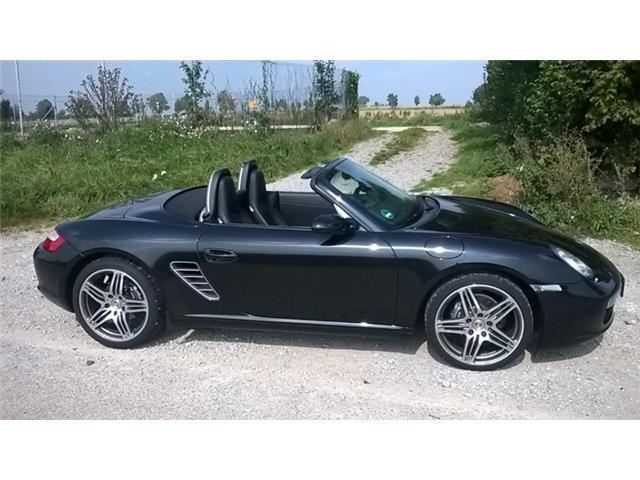 verkauft porsche boxster gebraucht 2007 km in schw bisch hall. Black Bedroom Furniture Sets. Home Design Ideas