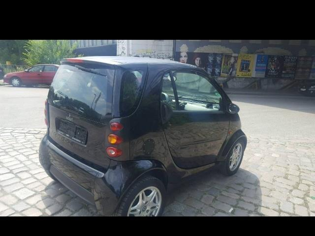 verkauft smart fortwo coup fortwo gebraucht 2005 km in berlin. Black Bedroom Furniture Sets. Home Design Ideas
