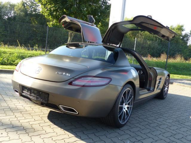 sls amg gebrauchte mercedes sls amg kaufen 161. Black Bedroom Furniture Sets. Home Design Ideas