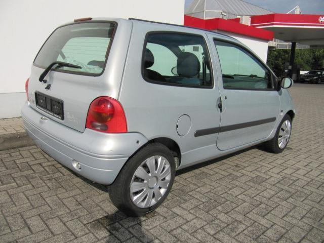 verkauft renault twingo 1 2 dynamique gebraucht 2003 km in drensteinfurt. Black Bedroom Furniture Sets. Home Design Ideas