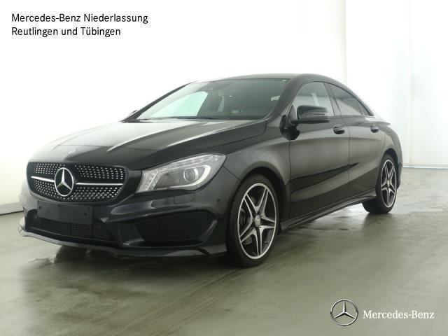 verkauft mercedes cla250 coup gebraucht 2016 km in pfullingen. Black Bedroom Furniture Sets. Home Design Ideas