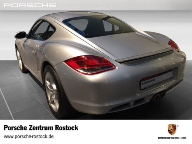 verkauft porsche cayman s gebraucht 2009 km in papendorf. Black Bedroom Furniture Sets. Home Design Ideas
