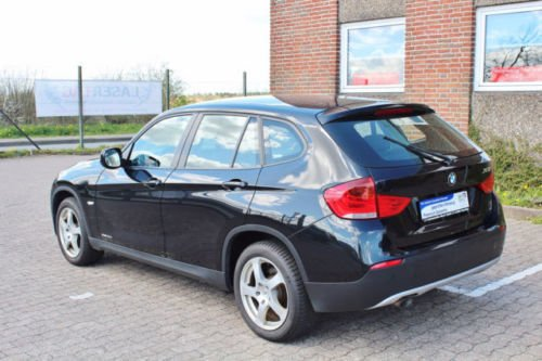 verkauft bmw x1 baureihesdrive 18d t gebraucht 2011. Black Bedroom Furniture Sets. Home Design Ideas