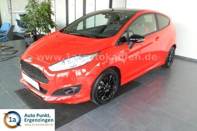 Verkauft Ford Fiesta 140ps Ecoboost St Gebraucht 2017 19980 Km