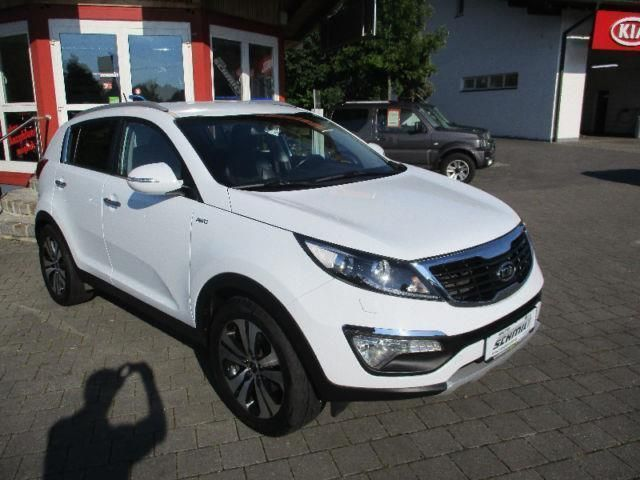gebraucht 2 0 crdi 4wd spirit kia sportage 2011 km in dortmund. Black Bedroom Furniture Sets. Home Design Ideas