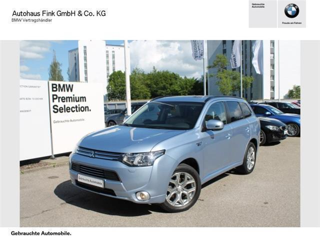 mitsubishi outlander hybrid bei autoscout24 autos post. Black Bedroom Furniture Sets. Home Design Ideas