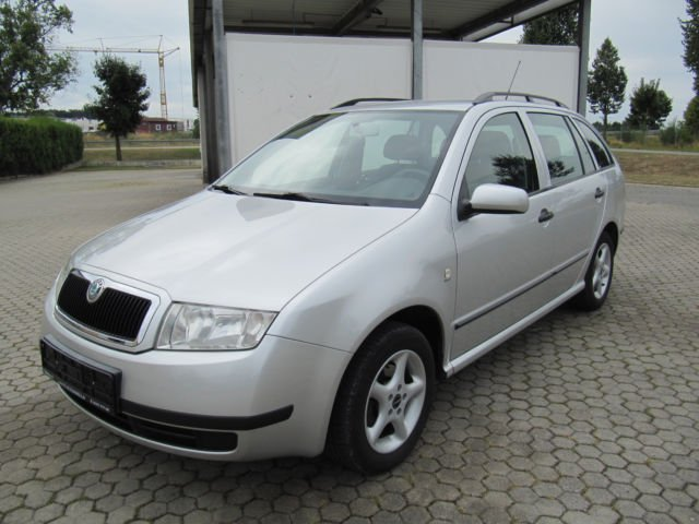 verkauft skoda fabia 1 4 16v combi com gebraucht 2003 km in hohenwart. Black Bedroom Furniture Sets. Home Design Ideas