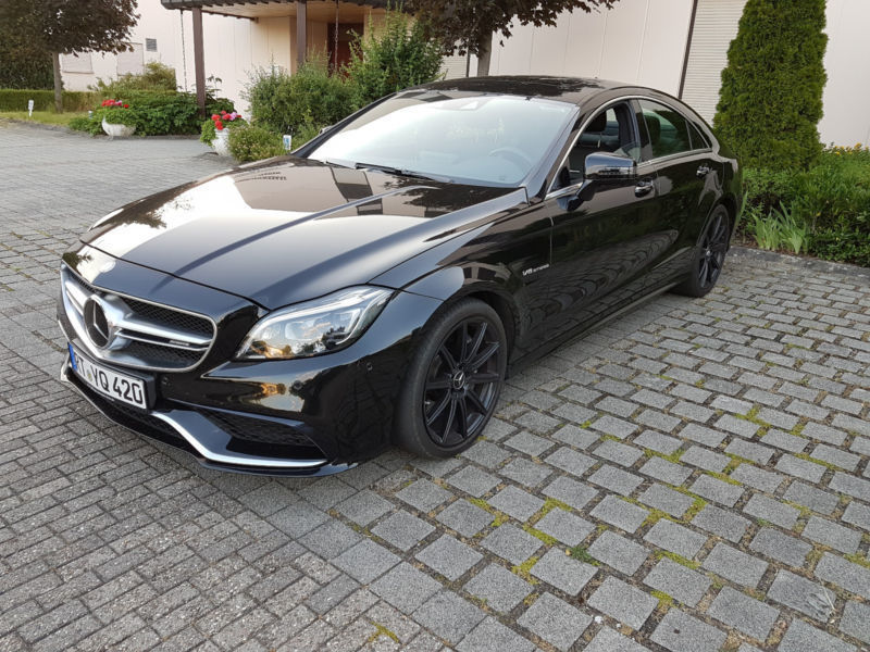gebraucht amg s 4m comand mercedes cls63 amg 2014 km in sulza. Black Bedroom Furniture Sets. Home Design Ideas