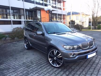 verkauft bmw x5 vollausstattung gebraucht 2005 km in gro gerau. Black Bedroom Furniture Sets. Home Design Ideas