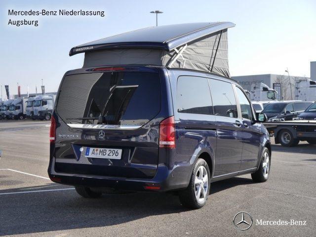 verkauft mercedes v220 marco polo ils gebraucht 2016 km in augsburg. Black Bedroom Furniture Sets. Home Design Ideas
