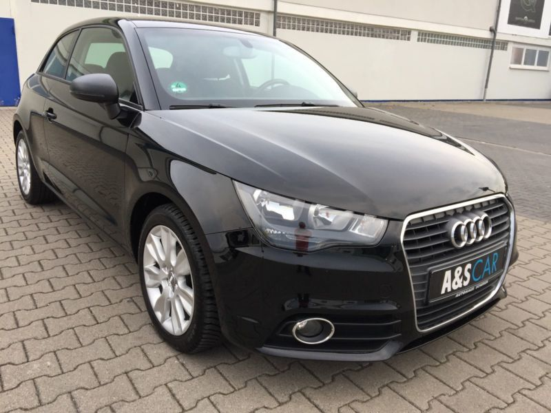 verkauft audi a1 ambition1 2 tfsi pdc gebraucht 2011 km in speyer. Black Bedroom Furniture Sets. Home Design Ideas