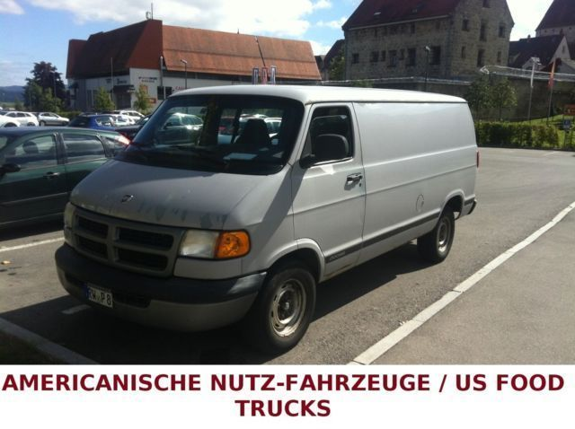 verkauft dodge ram van b 3500 3 sitz gebraucht 1999 km in rottweil. Black Bedroom Furniture Sets. Home Design Ideas