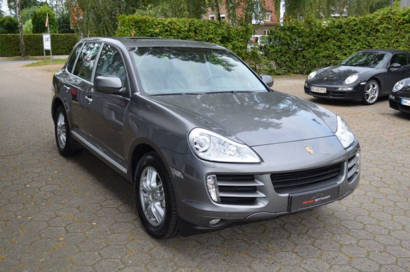 verkauft porsche cayenne s gebraucht 2007 km in. Black Bedroom Furniture Sets. Home Design Ideas