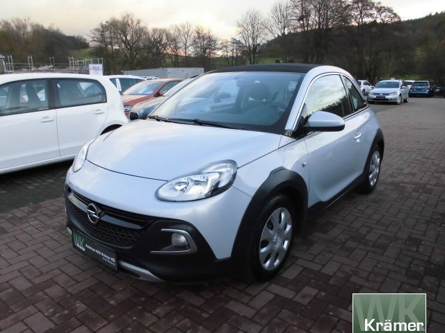 verkauft opel adam rocks rocks ecoflex gebraucht 2015 km in ebern. Black Bedroom Furniture Sets. Home Design Ideas