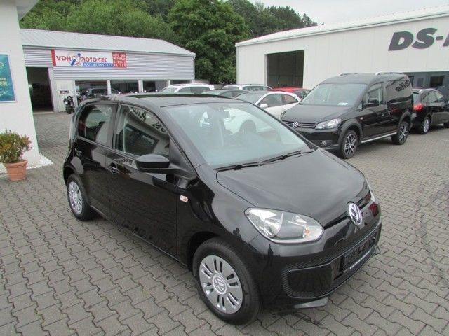 verkauft vw up up move gebraucht 2014 50 km in plettenberg. Black Bedroom Furniture Sets. Home Design Ideas