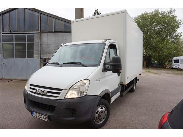 verkauft iveco daily 45c18 4x4 fahrges gebraucht 2007 km in vs villingen. Black Bedroom Furniture Sets. Home Design Ideas