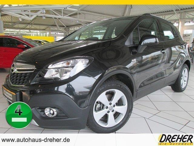 gebraucht edition ecoflex 4x4 opel mokka 2015 km in schmallenberg. Black Bedroom Furniture Sets. Home Design Ideas