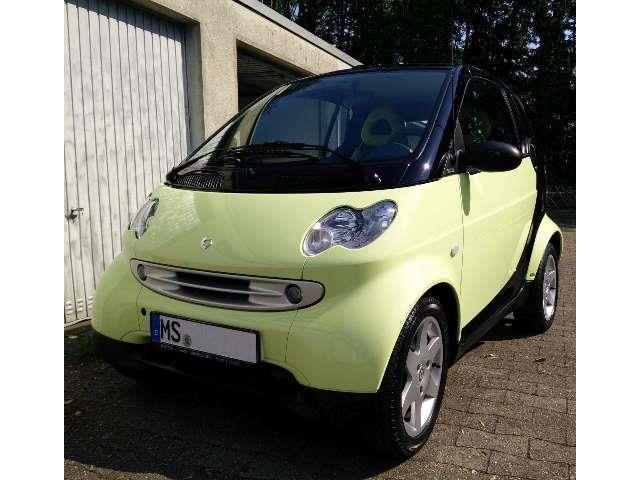 verkauft smart fortwo cabrio passion gebraucht 2003 km in kirchheim. Black Bedroom Furniture Sets. Home Design Ideas