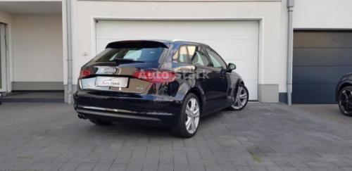 Verkauft Audi A3 Sportback S-Line Inte., gebraucht 2015, 56.200 km ...