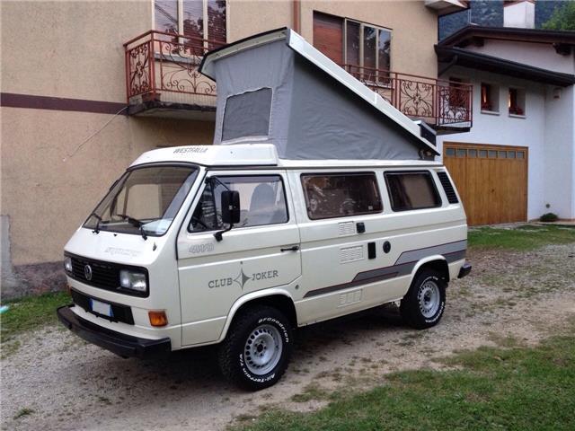 verkauft vw t3 westfalia club joker sy gebraucht 1989 km in bernhardswald. Black Bedroom Furniture Sets. Home Design Ideas