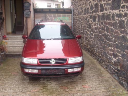 verkauft vw passat variant 1 8 gl gebraucht 1996 km in traunreut. Black Bedroom Furniture Sets. Home Design Ideas