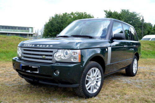 verkauft land rover range rover tdv8 v gebraucht 2008 km in d sseldorf. Black Bedroom Furniture Sets. Home Design Ideas