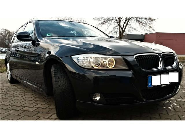 verkauft bmw 320 3er touring aut gebraucht 2012. Black Bedroom Furniture Sets. Home Design Ideas