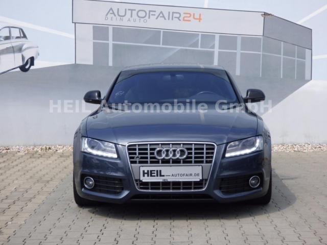 verkauft audi s5 coupe 4 2 fsi quattro gebraucht 2007. Black Bedroom Furniture Sets. Home Design Ideas