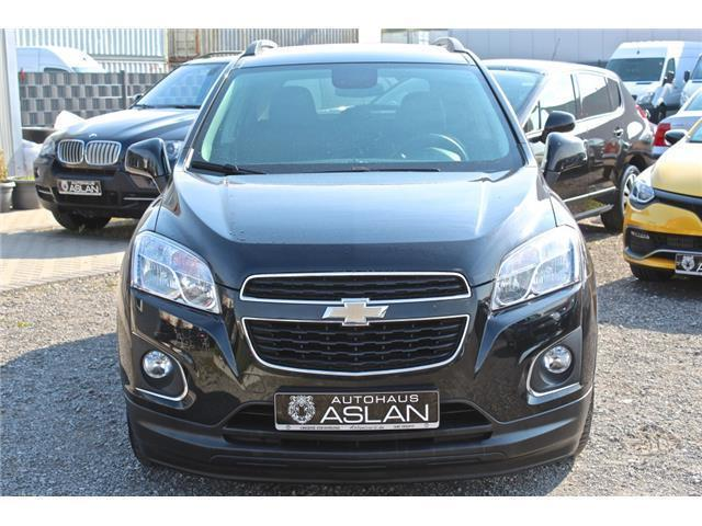 verkauft chevrolet trax ls awd 4x4 pd gebraucht 2014 km in duisburg. Black Bedroom Furniture Sets. Home Design Ideas