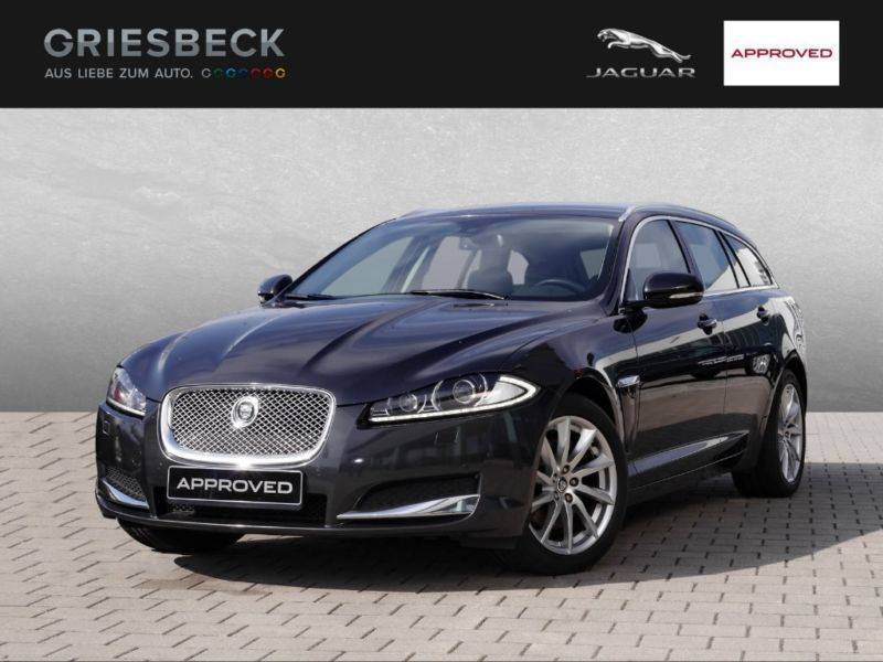 verkauft jaguar xf sportbrake sportbra gebraucht 2013. Black Bedroom Furniture Sets. Home Design Ideas
