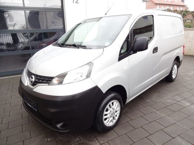 verkauft nissan nv200 1 5 comfort kl gebraucht 2010 km in paderborn. Black Bedroom Furniture Sets. Home Design Ideas
