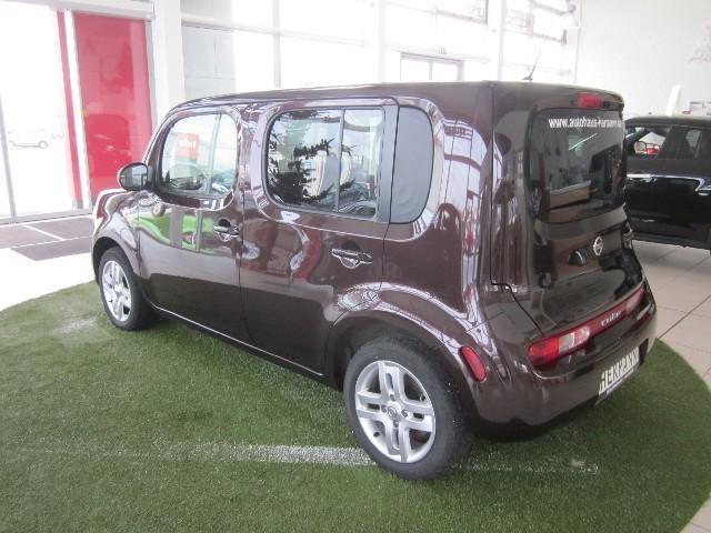 verkauft nissan cube 1 6 vorf hrwagen gebraucht 2011 15. Black Bedroom Furniture Sets. Home Design Ideas