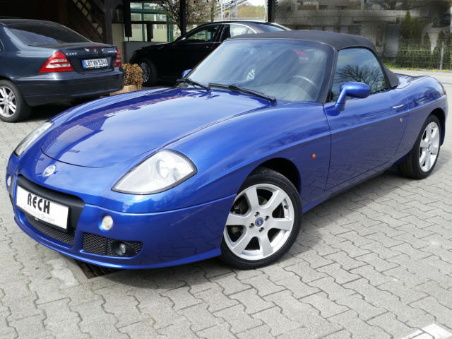 verkauft fiat barchetta adria orig gebraucht 2005 km in remseck. Black Bedroom Furniture Sets. Home Design Ideas