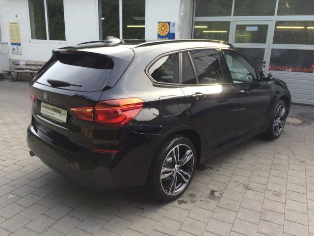 gebraucht sdrive18d automatik m sportpaket led 19 bmw x1 2016 km in maroldsweisach. Black Bedroom Furniture Sets. Home Design Ideas