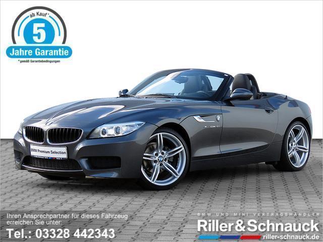 """gebraucht BMW Z4 sDrive18i M-SPORTPAKET 19"""" NAVI PRO LEDER"""