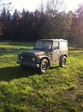verkauft suzuki lj jeep lj80 80 gebraucht 1981 0 km in. Black Bedroom Furniture Sets. Home Design Ideas