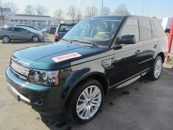 verkauft land rover range rover sport gebraucht 2013 3. Black Bedroom Furniture Sets. Home Design Ideas