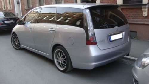 verkauft mitsubishi grandis 2.4 automa., gebraucht 2004, 130.957 km