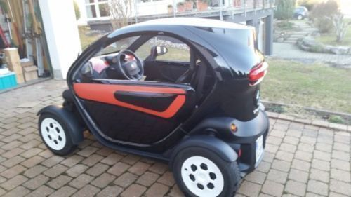 verkauft renault twizy gebraucht 2012 km in m nsingen. Black Bedroom Furniture Sets. Home Design Ideas