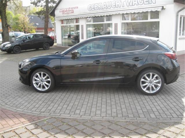 verkauft mazda 3 sportsline skyactive gebraucht 2016 8 km in potsdam. Black Bedroom Furniture Sets. Home Design Ideas