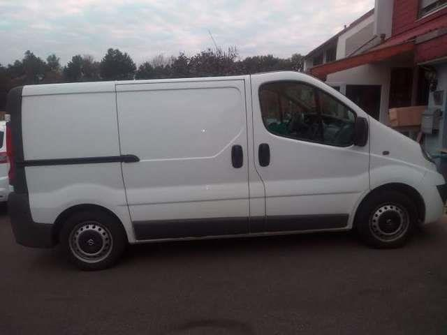 verkauft opel vivaro 2 0 cdti l1h1 lif gebraucht 2009 km in berlin. Black Bedroom Furniture Sets. Home Design Ideas