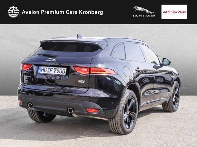 verkauft jaguar f pace 30d awd r sport gebraucht 2017 3. Black Bedroom Furniture Sets. Home Design Ideas