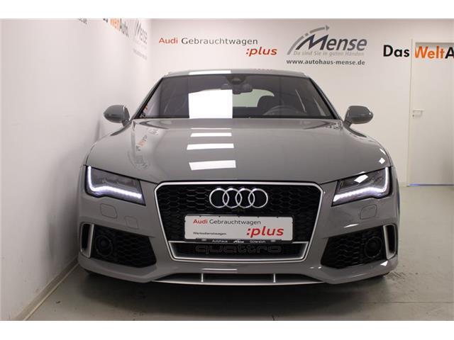 verkauft audi rs7 sportback quattro dy gebraucht 2014 km in g tersloh. Black Bedroom Furniture Sets. Home Design Ideas