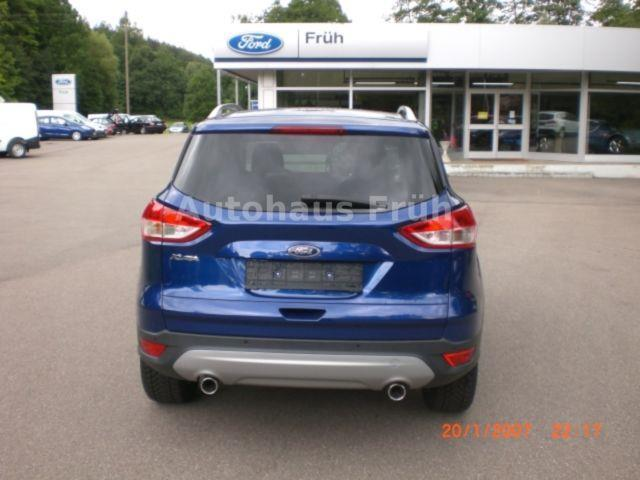 verkauft ford kuga titanium 4x4 navi p gebraucht 2016 km in murrhardt. Black Bedroom Furniture Sets. Home Design Ideas