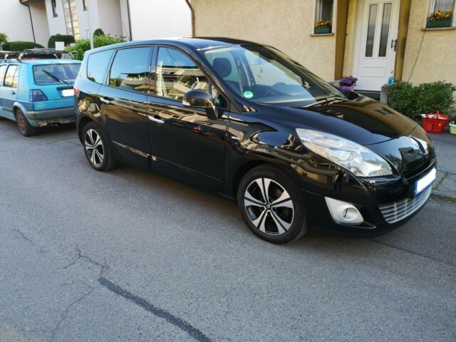 Gebraucht 2011 Renault Grand Sc U00e9nic 1 9 Diesel 131 Ps  4